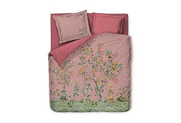 Pip Studio Wild and Tree Dekbedovertrek Pink