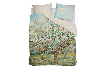 Van Gogh Orchard Dekbedovertrek Natural