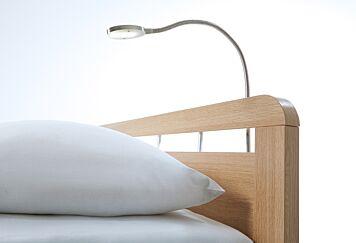 Bedlamp Oval Mat Chrome