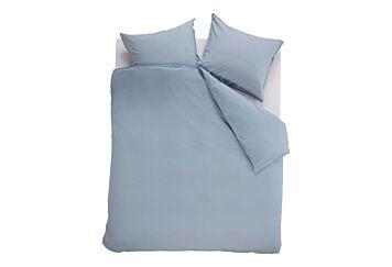 Beddinghouse Basic Gots Dekbedovertrek Blue