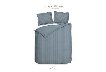 Heckett & Lane Banda Dekbedovertrek Colonial Blue