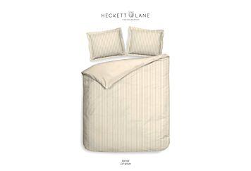 Heckett & Lane Banda Dekbedovertrek Off-white