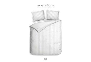 Heckett & Lane Banda Dekbedovertrek White
