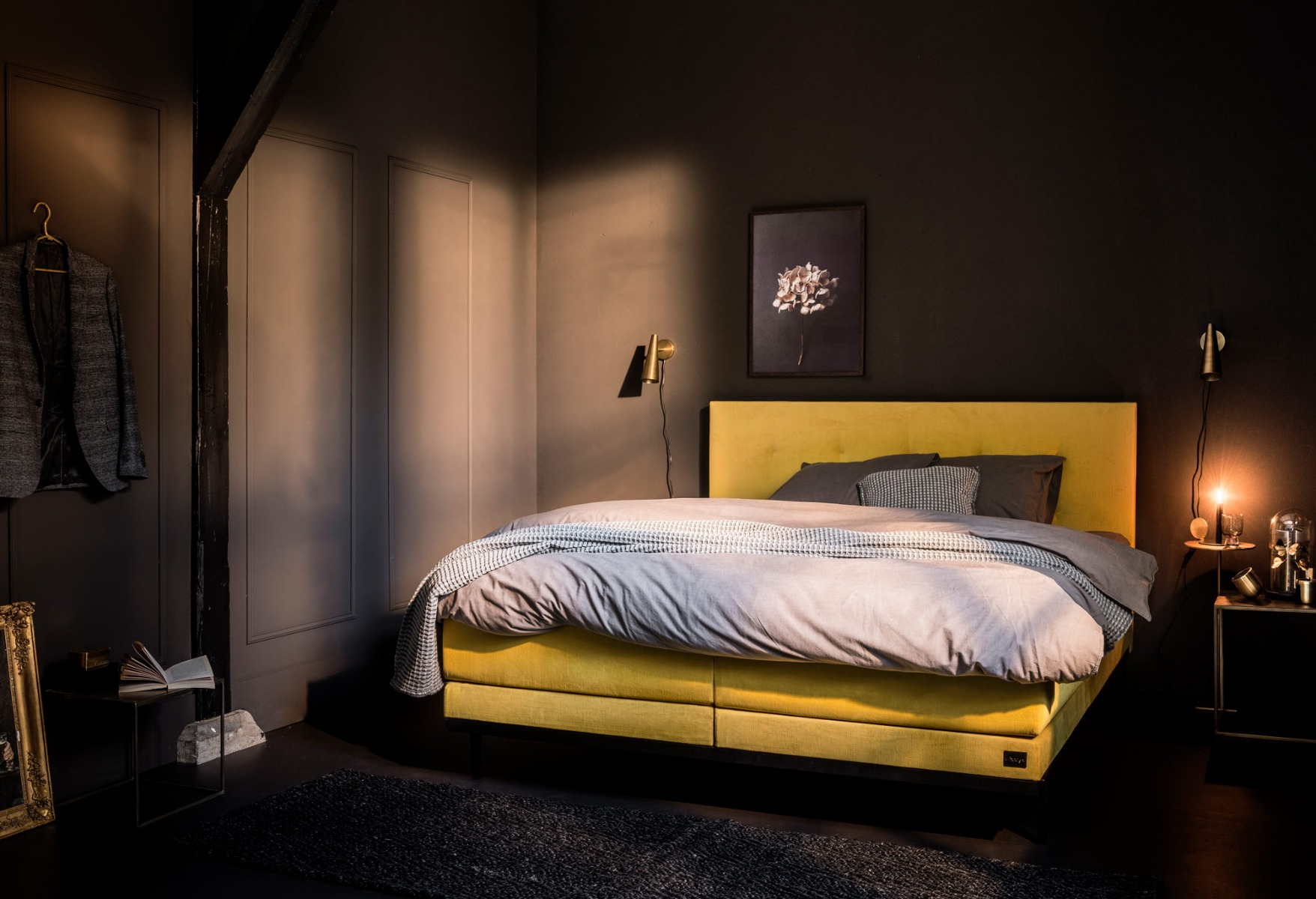 Boxspring Lifestyle by vtwonen Ginger