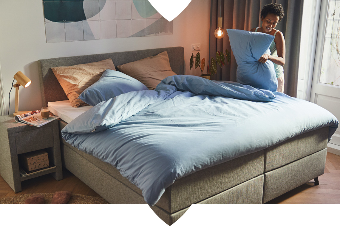 Zo zorg jij voor een frisse en hygiënische slaapkamer