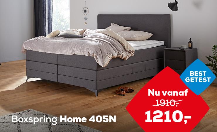 Boxspring Home 405N | Swiss Sense