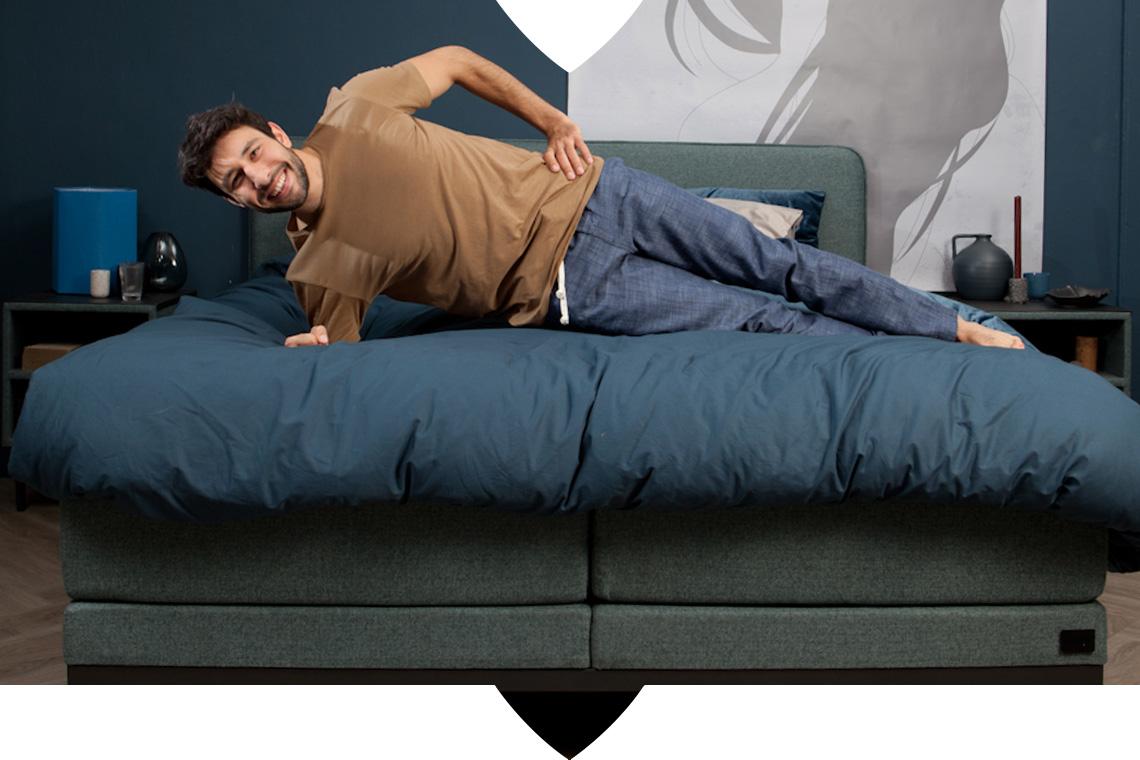 Stay at home fitness: de slaapkamer-editie