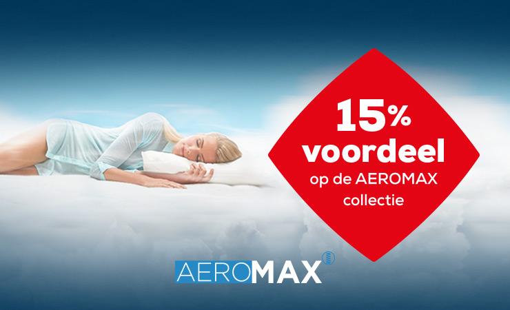 AEROMAX collectie | Swiss Sense