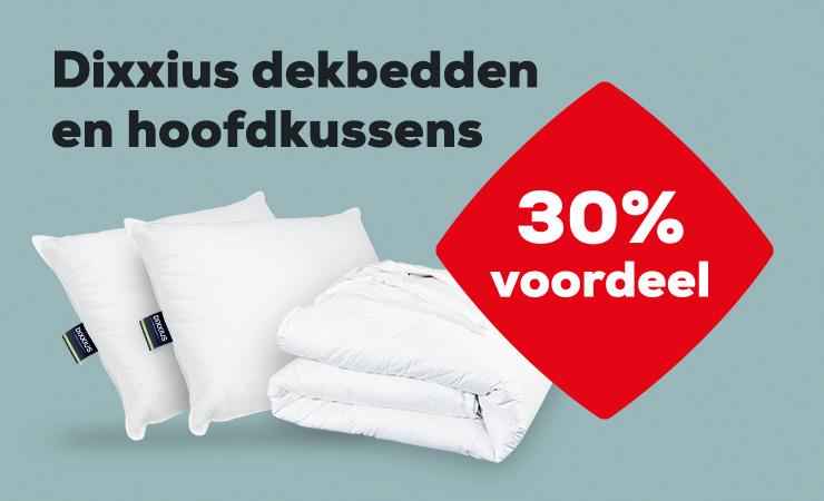 Winter Sale Actie Dixxius Beddengoed | Swiss Sense