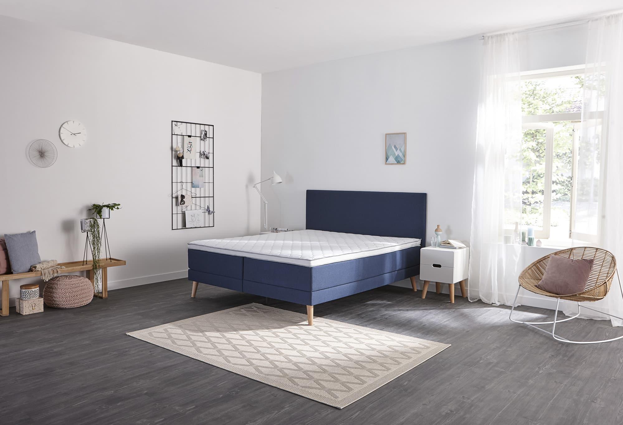 Boxspring Home 166 | Swiss Sense