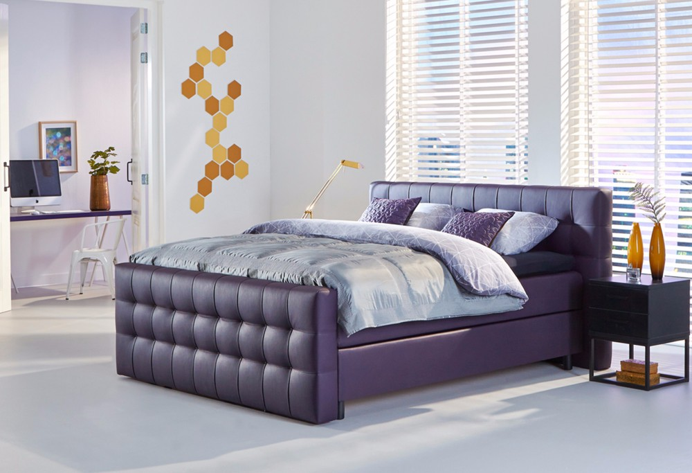 boxspring night sydney swiss sense. Black Bedroom Furniture Sets. Home Design Ideas