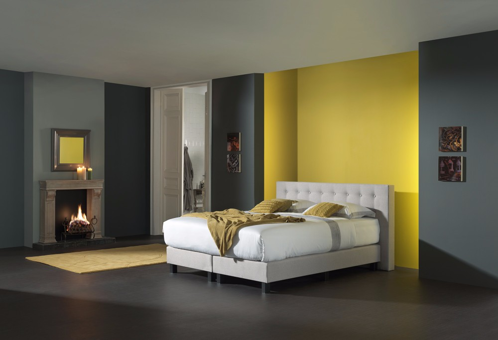 van der valk hotelboxspring charlotte swiss sense. Black Bedroom Furniture Sets. Home Design Ideas