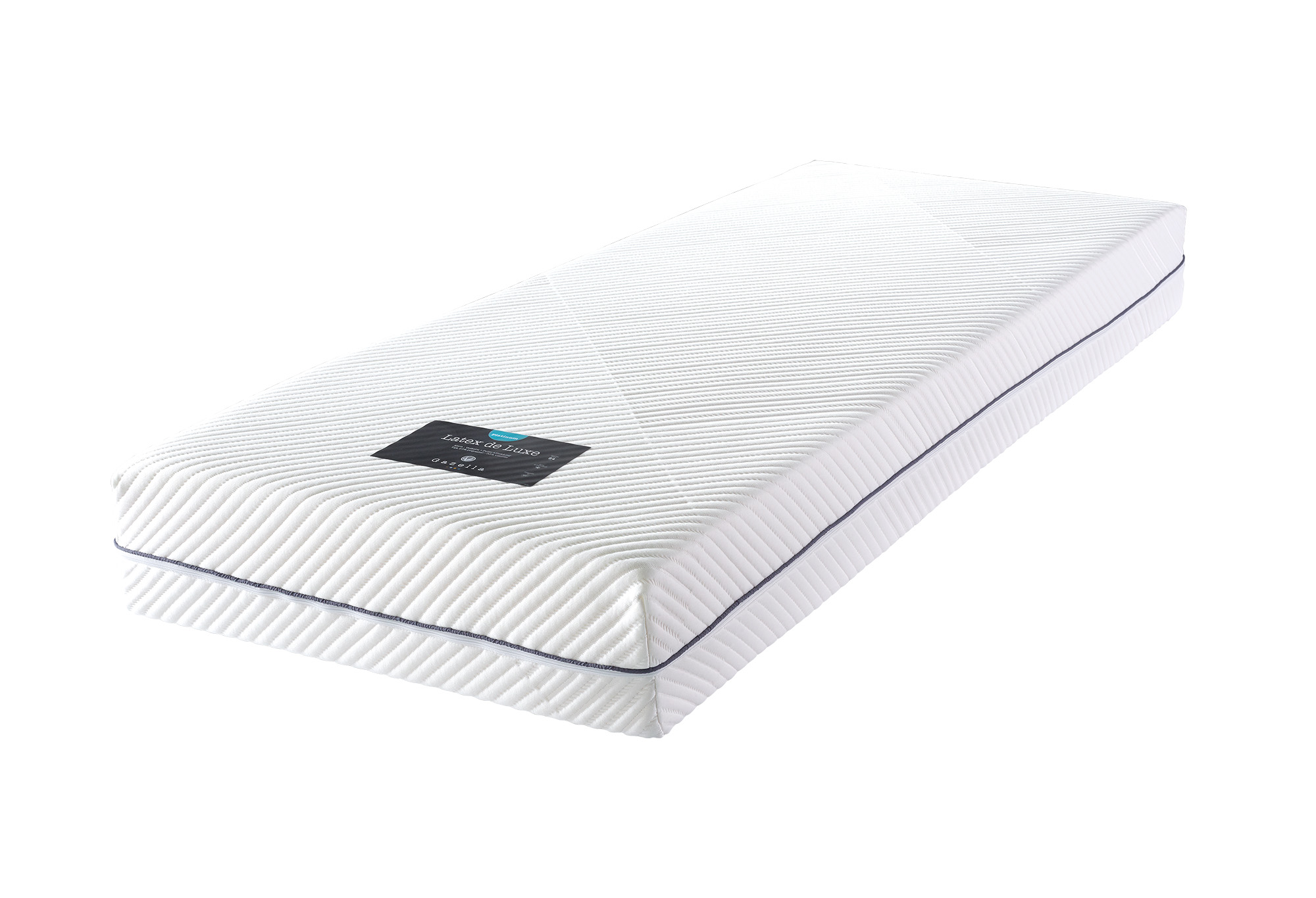 Gazella platinum latex deluxe matras swiss sense