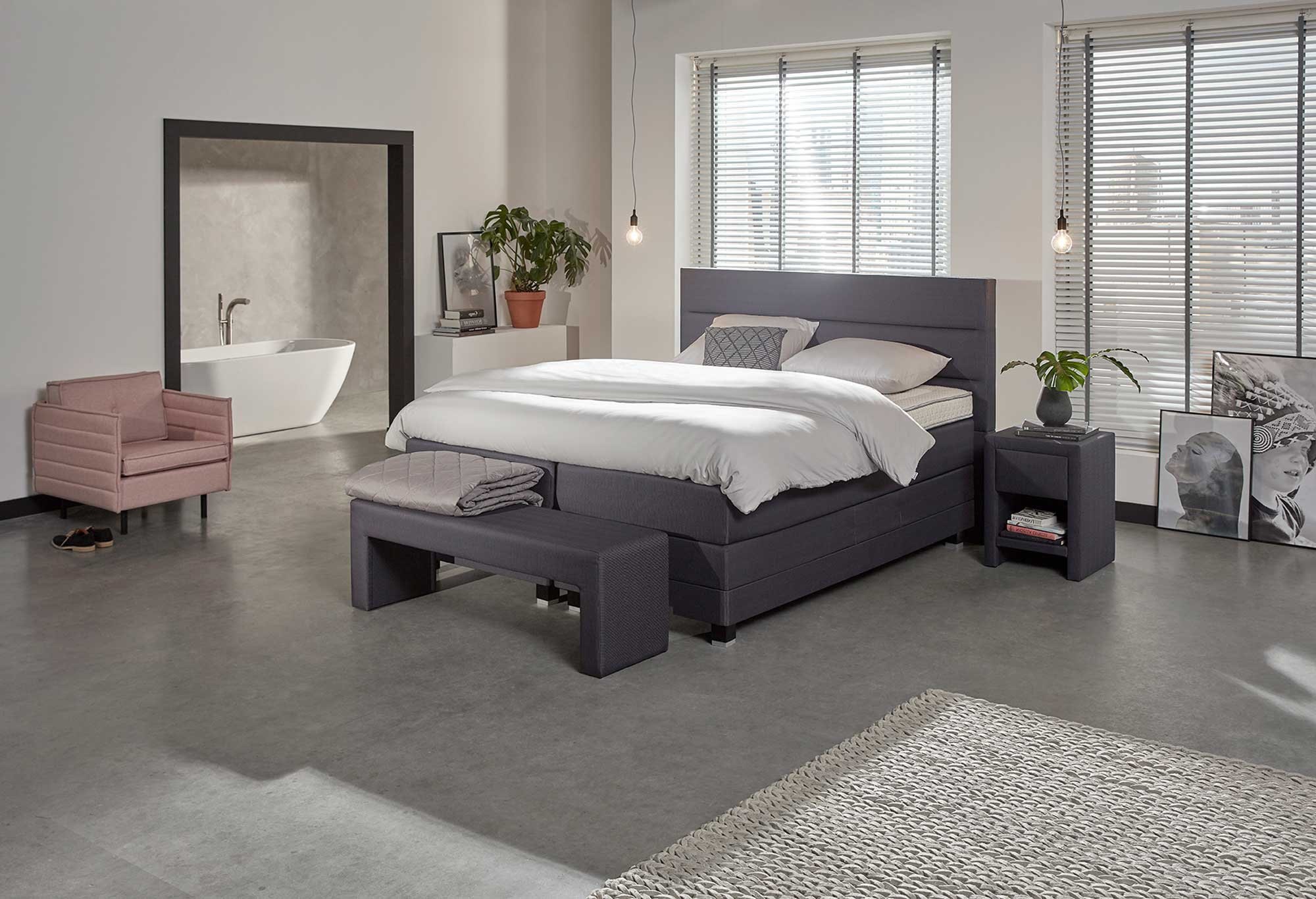 jubileumboxspring edition ii swiss sense gratis bezorging montage. Black Bedroom Furniture Sets. Home Design Ideas
