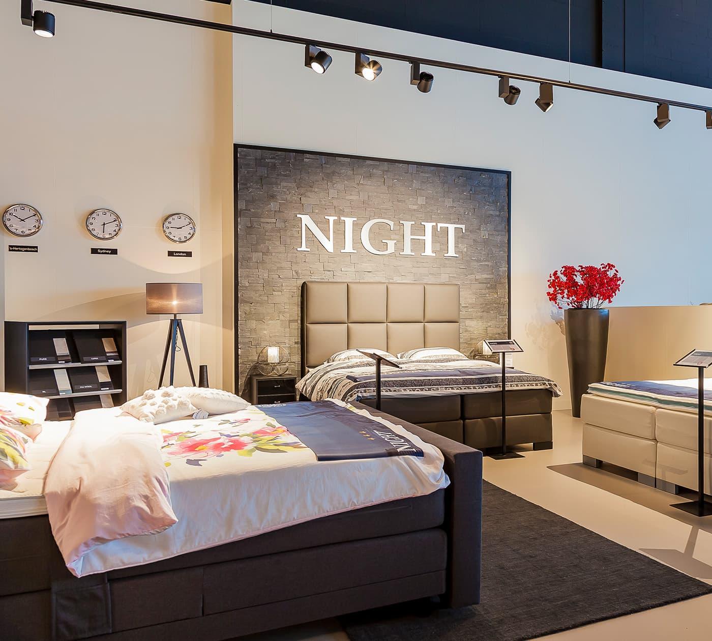 boxsprings matrassen in leeuwarden swiss sense. Black Bedroom Furniture Sets. Home Design Ideas