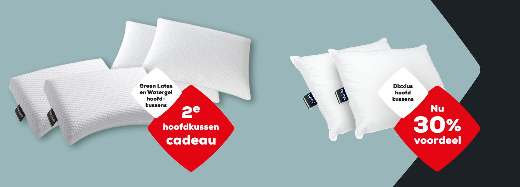 Lente Voordeel Hoofdkussens | Swiss Sense
