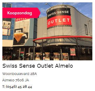 Swiss Sense Outlet Almelo