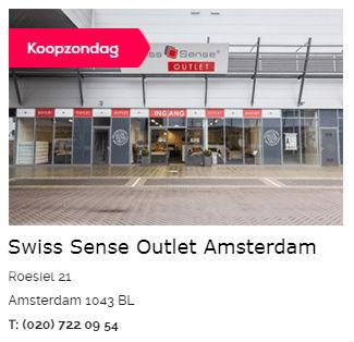Swiss Sense Outlet Amsterdam