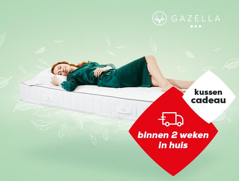 Gazella collectie | Swiss Sense