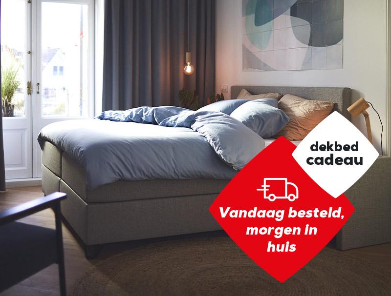 Lentevoordeel | Boxspring Home 180 | Swiss Sense