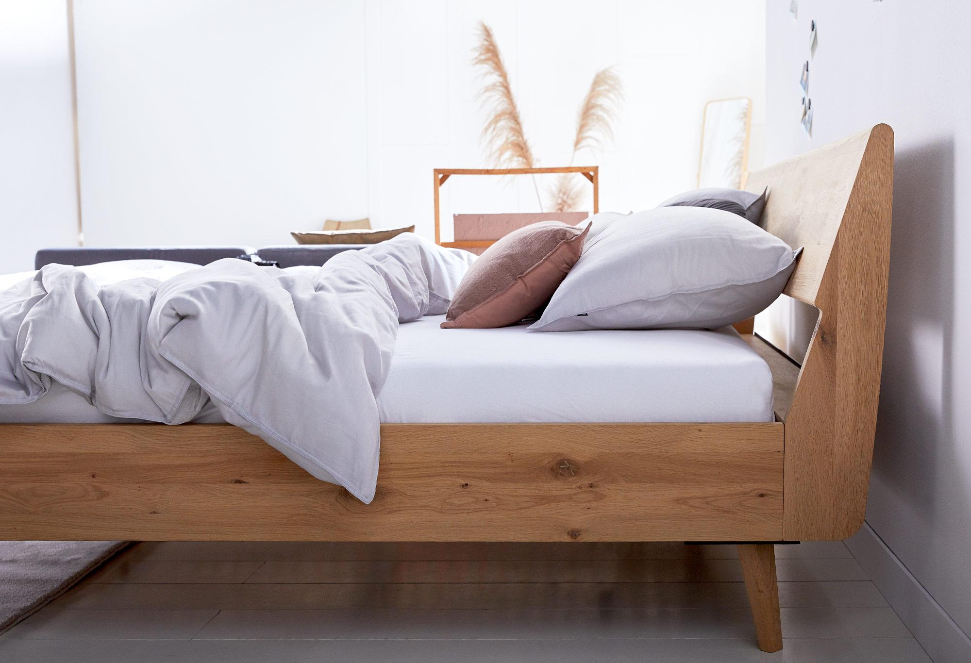 Bedframe Balance Tender | Hoofdbord |  Swiss Sense