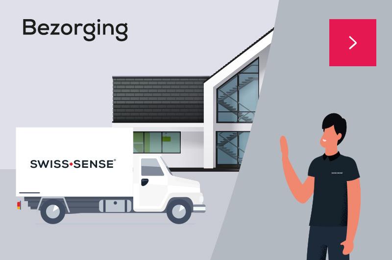 Ik heb een vraag over Bezorging | Swiss Sense