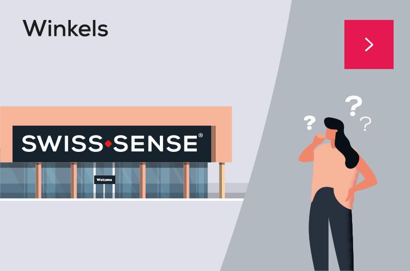 Ik heb een vraag over Winkels | Swiss Sense
