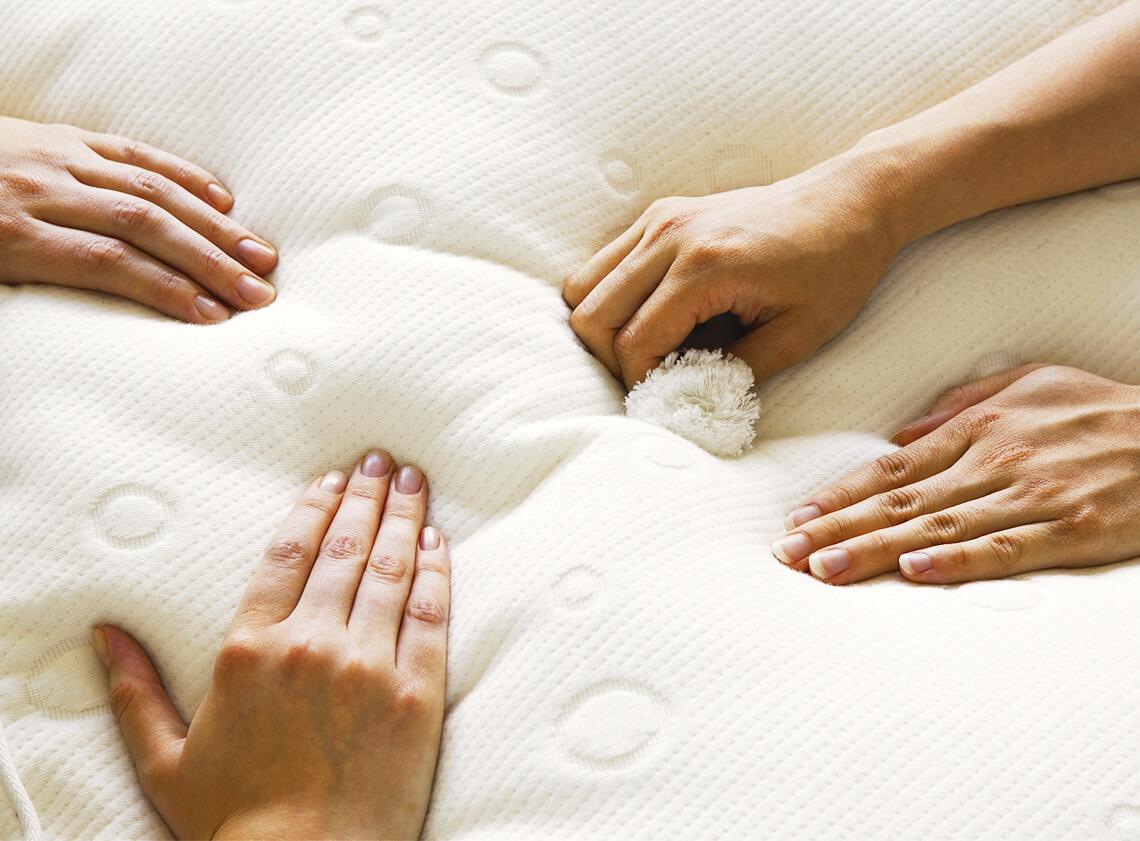 Beste matras voor rugklachten - Comfortzones