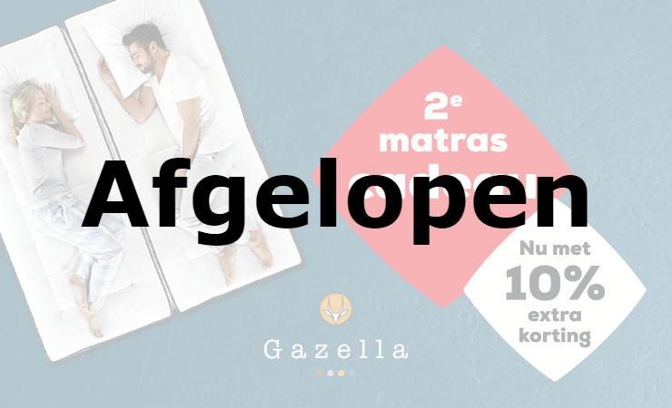 Actie Gazella collectie | Swiss Sense
