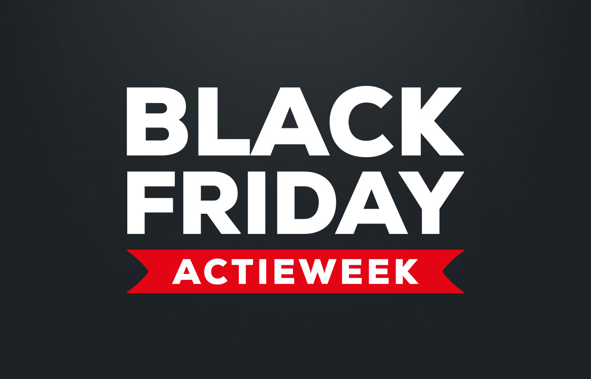Black Friday Actieweek | Swiss Sense
