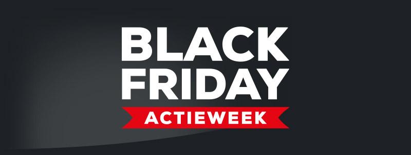 Black Friday Actieweek | Swiss Sense
