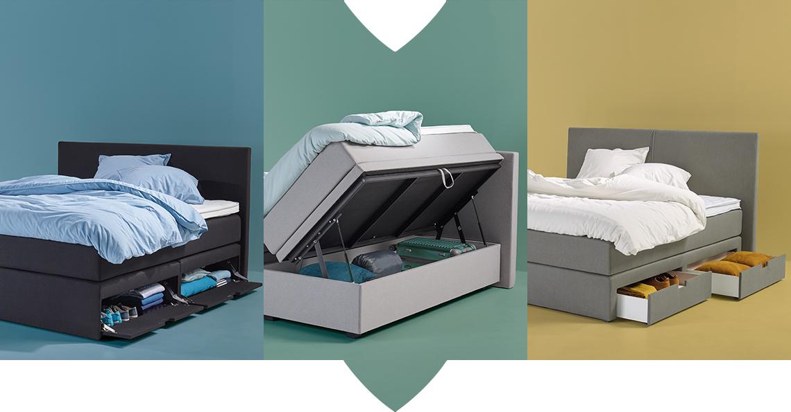 4 tips voor een frisse en opgeruimde slaapkamer | Swiss Sense