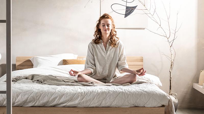 Onrustig of gespannen? 6 natuurlijke manieren om tot rust te komen