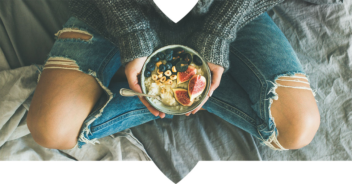 Een gezonde start van de dag met deze 3 simpele (kruimelvrije!) ontbijtjes | Swiss Sense