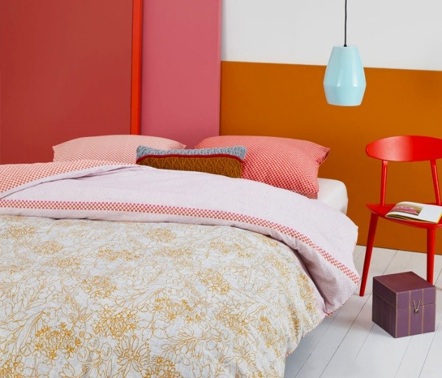Color block trend | Swiss Sense