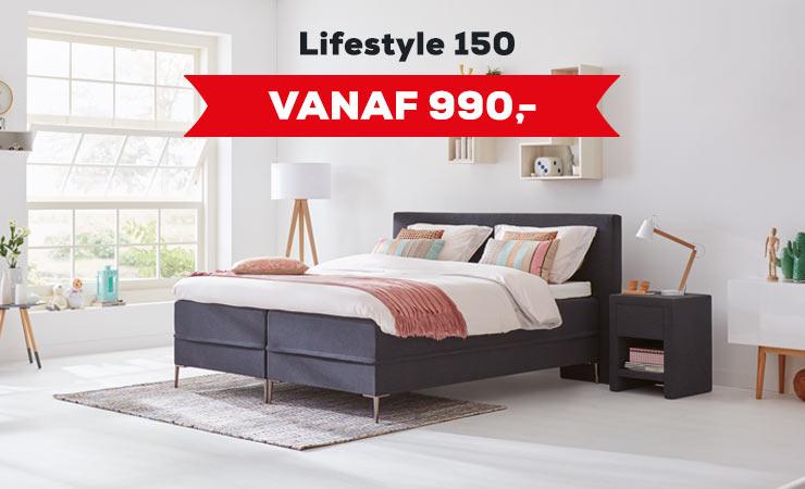 boxspring aanbieding swiss sense tot wel 500 korting. Black Bedroom Furniture Sets. Home Design Ideas