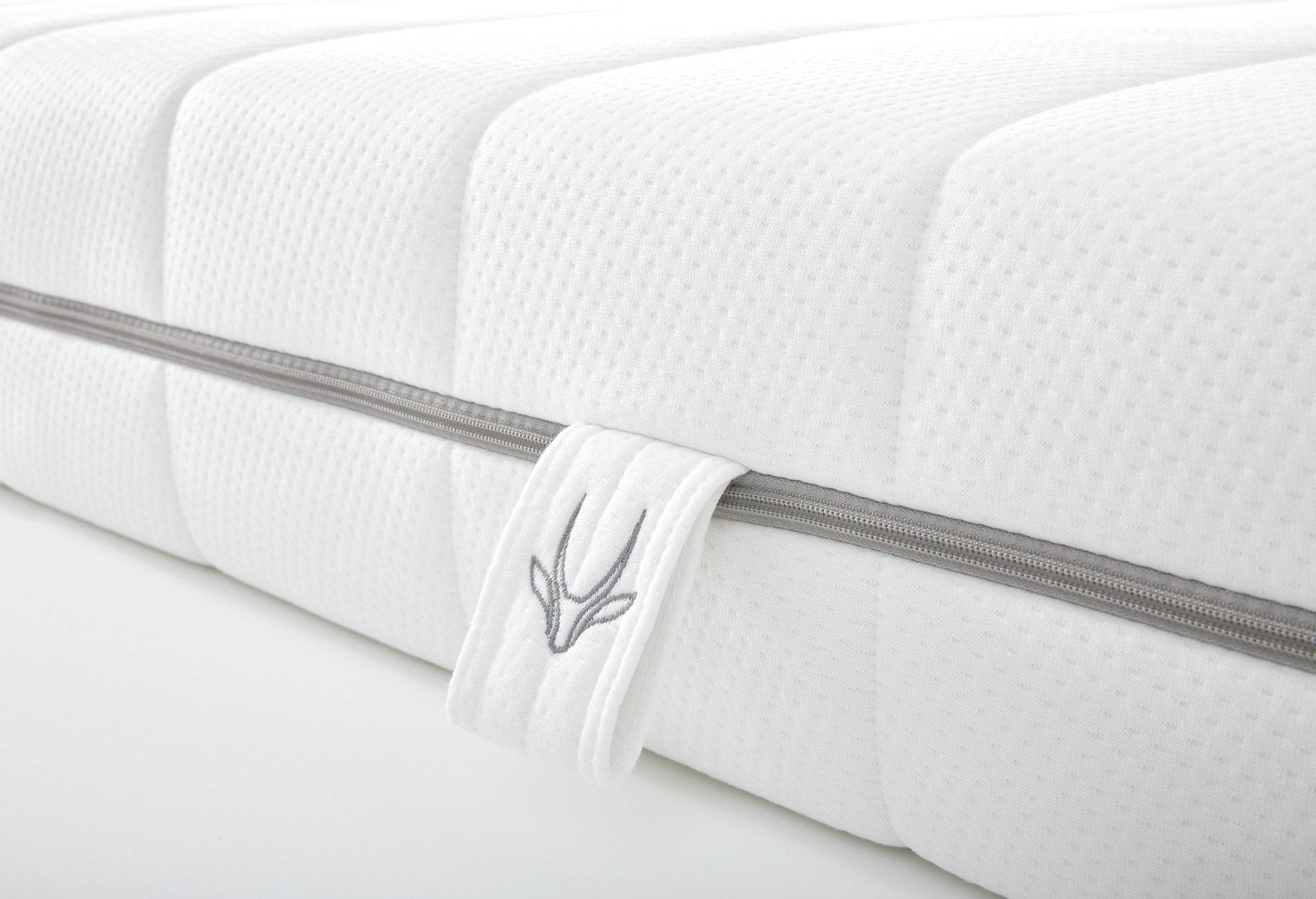 Gazella Breeze I Pocketvering Matras Detail | Swiss Sense