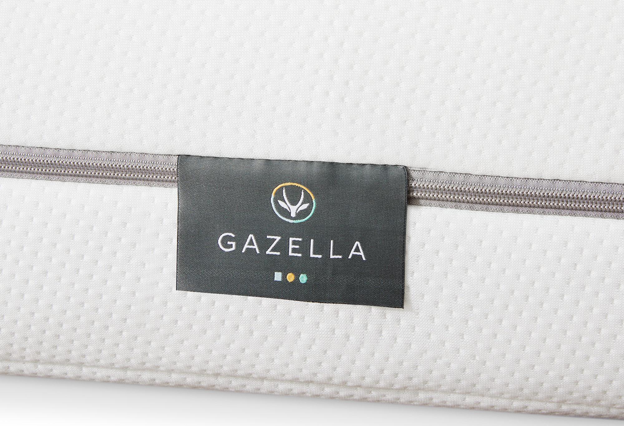 Gazella Comfort I Pocketvering Matras Detail | Swiss Sense