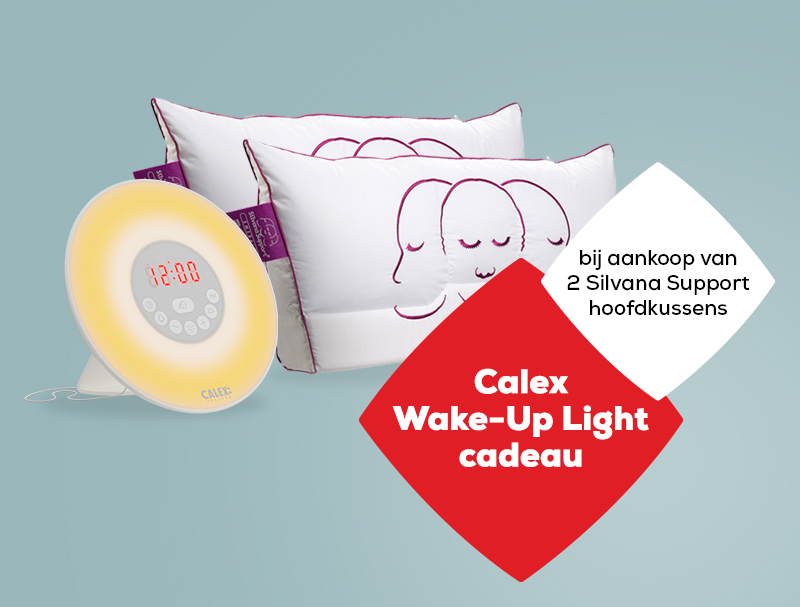 Silvana Support Calex Wake Up light | Swiss Sense