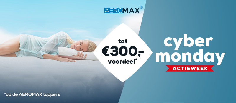 AEROMAX Toppers | Tot €300,- voordeel | Swiss Sense
