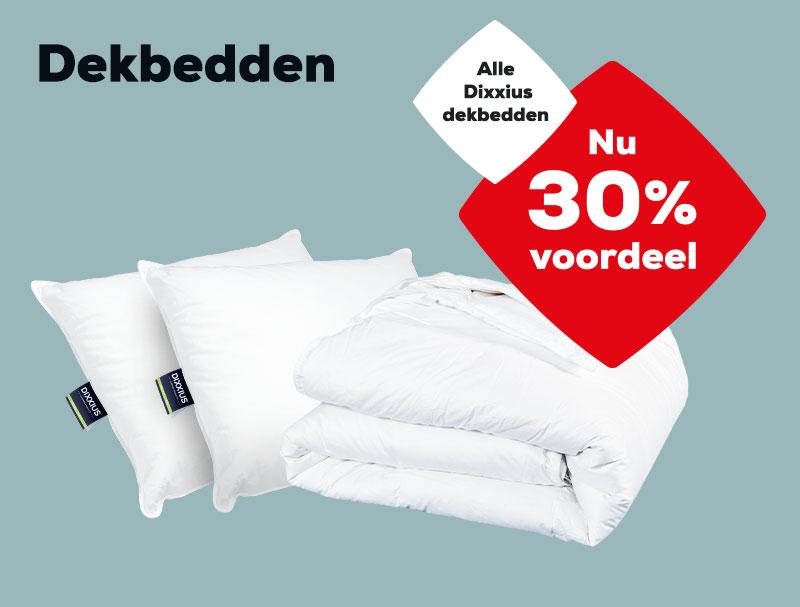 Dixxius Dekbedden 30% voordeel   Swiss Sense