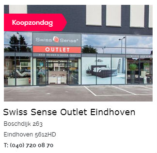 Swiss Sense Outlet Eindhoven