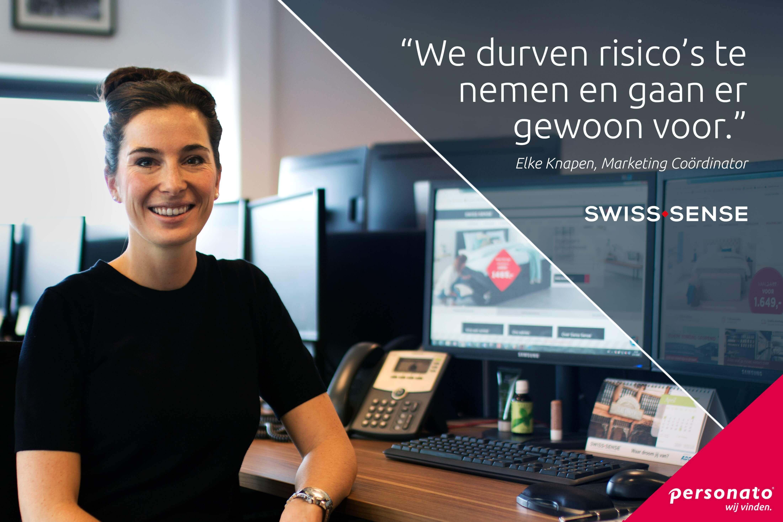 Werken bij Swiss Sense