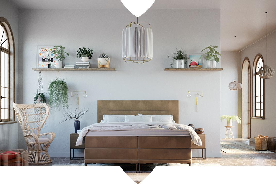 5 stylingtips voor een Boho Chic slaapkamer