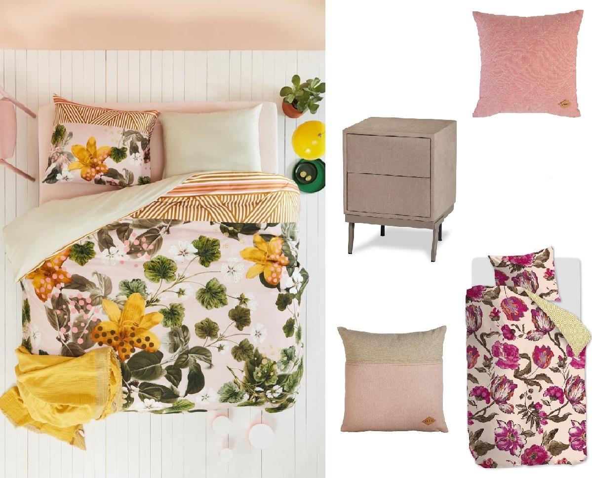 7x inspiratie om je slaapkamer lenteproof te maken