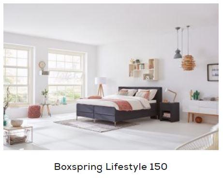 Goedkope Boxspring | Lifestyle 150