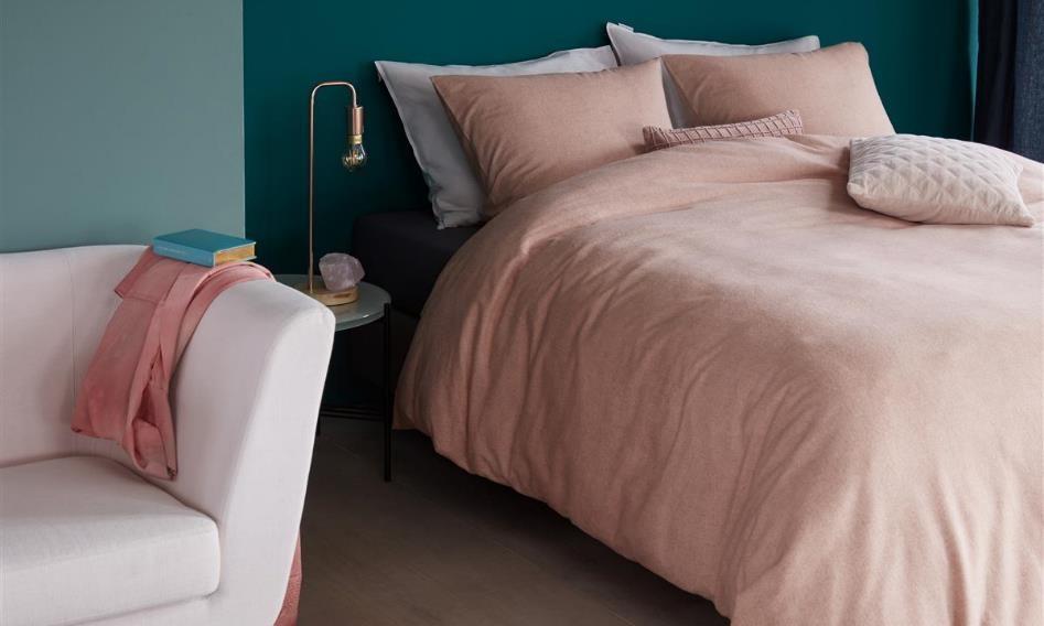 Slaapkamer inrichten: Roze | Swiss Sense