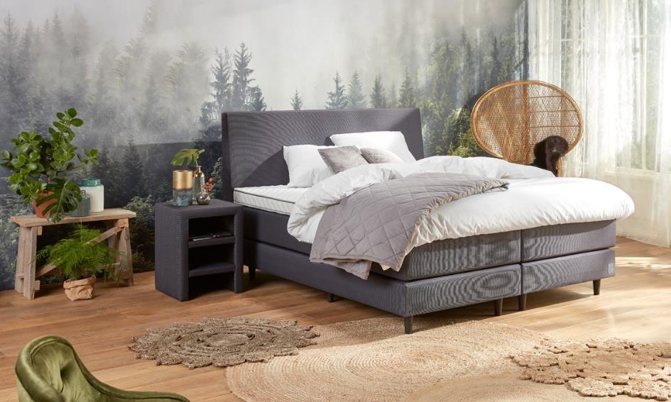 Slaapkamer Landelijk Boxspring : Slaapkamer inrichten: 11x inspiratie voor een sfeervol interieur