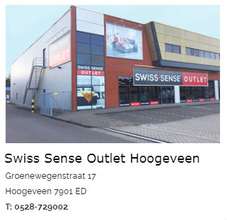 Swiss Sense Outlet Hoogeveen