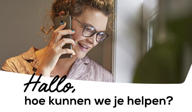 Welkom bij onze klantenservice | Hoe kunnen we je helpen? | Swiss Sense